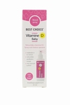 Best Choice Vitaminespray vitamine D baby 25ml