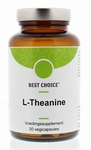 Best Choice L Theanine 200 mg 30caps
