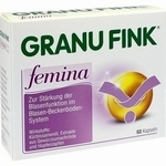Bional Granufink femina 120caps