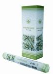 Green Tree Wierook witte salie white sage 20st