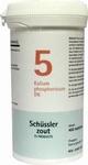 Pfluger Schusslerzout  5 Kalium phosphoricum D6