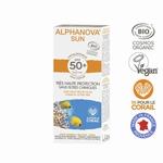 Alphanova Sun creme SPF50 bij zonneallergie waterproof 50g