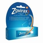 Zovirax Koortslip creme aciclovir 50mg/g 2g