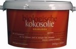 Omega & more Kokosolie geurloos 2220ml (2kg)