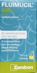 Fluimucil Acetylcysteïne 600mg 6bruistabl