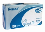 Romed Nitril handschoenen blauw poedervrij 100st
