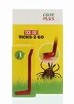 Care Plus Ticks-2-Go tekenverwijderaar 1st