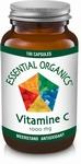 Essential Organics Vitamine C 1000 mg 100caps