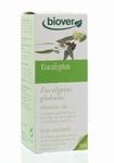 Biover Eucalyptus olie BIO 50ml