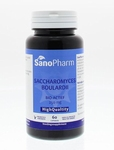 Sanopharm Saccharomyces boulardii 60caps