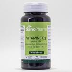 Sanopharm Vitamine D3 62.5 mcg 2500IE 90tabl