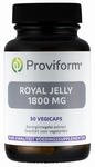 Proviform Royal jelly extra sterk 1800mg 30vegicaps