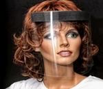 Gezichtsmasker Faceshield PET 1st