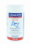 Lamberts A tot Z Multipreparaat 60tabl