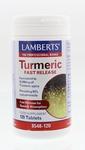 Lamberts Curcuma fast release Turmeric 120tabl