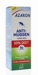 Azaron Anti muggen 50% deet spray 50ml