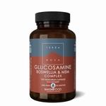 Terra Nova Glucosamine Boswellia MSM complex 100vcaps