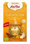Curcuma / turmeric chai tea BIO 17zakjes