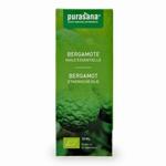 Purasana Bergamot etherische olie BIO 10ml