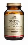 Solgar 2028 Omega 3-6-9 120caps