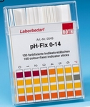 Roth Indicatorstaafjes pH-Fix 0-14 100st