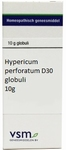 VSM Hypericum perforatum D30 globuli 10g