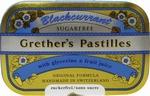 Grether Pastilles suikervrij 110gram