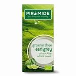 Piramide Groene thee met earl grey EKO BIO 20builtjes