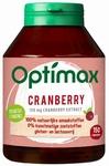 Optimax Cranberry 150caps