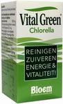 Bloem chlorella vital green  200tab
