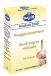 wapiti knoflook 2000 30tabl