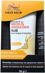 Tijgerbalsem Neck en shoulder rub 50ml