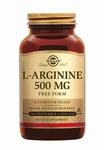 Solgar 0140 L-Arginine 500 mg 50caps