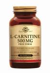 Solgar 0571 L-Carnitine 500 mg 60tabl