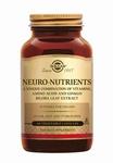 Solgar 1846 Neuro Nutrients 60caps