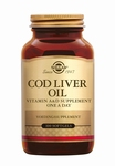 Solgar 0940 Cod Liver Oil 100caps