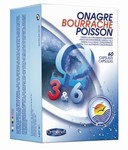 Orthonat Onagre bourrache poisson 60cap