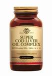 Solgar 1170 Super Cod Liver Oil Complex 60caps