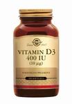 Solgar 3320 Vitamine D3 10 µg/400 IU 100caps