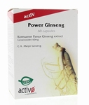activO Power Ginseng  60caps