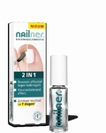 Nailner 2 in 1 brush 5ml