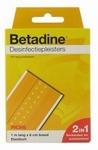 Betadine jodiumpleisters 1mx6cm