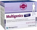 Metagenics Multigenics men 30sach