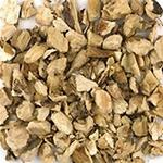 Kalmoeswortel gesneden - Acorus calamus