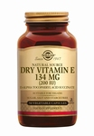 Solgar 3380 Vitamine E 134 mg/200 IU Dry 50caps