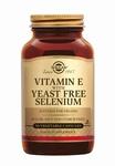 Solgar 3350 Vitamine E with Selenium 50caps