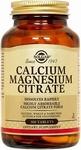 Solgar 0509 Calcium Magnesium Citrate 100tabl