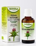 Biover Silybum marianum Mariadistel BIO 50ml