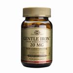 Solgar 1249 Gentle Iron IJzer bisglycinaat 20mg 90caps