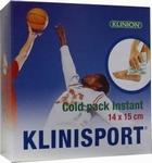 Klinisport Koud kompres instant 15x21cm